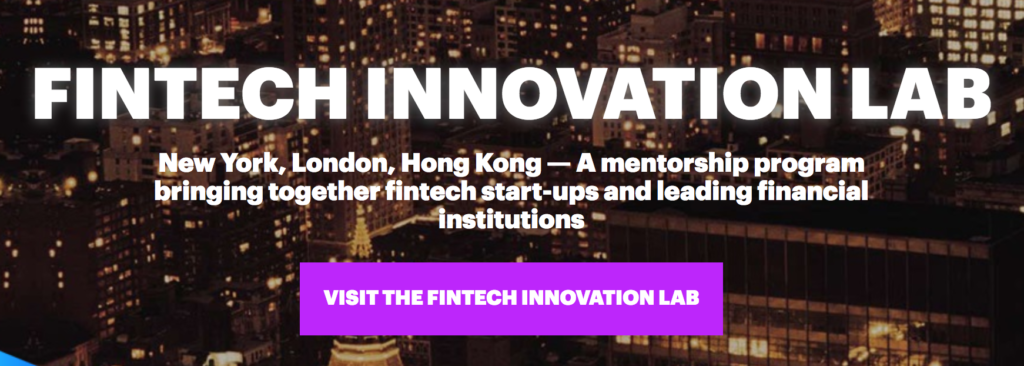 Cyberwrite Accenture Fintech Innovation Lab
